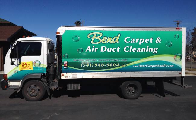 Bend Carpet and Air Truck